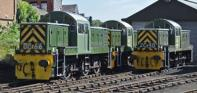 Diesel Multiple Unit Day