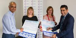 Rishi signs the local authority declaration on tobacco control