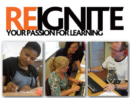 Reignite your passion for learning
