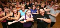 Bury Leisure studio classes in Bury