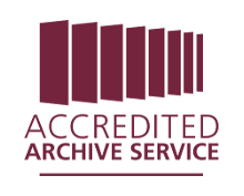 Archives accreditation logo
